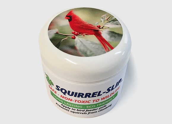 Squirrel-Slip Trinket Jars_C $6.95 - 14.95