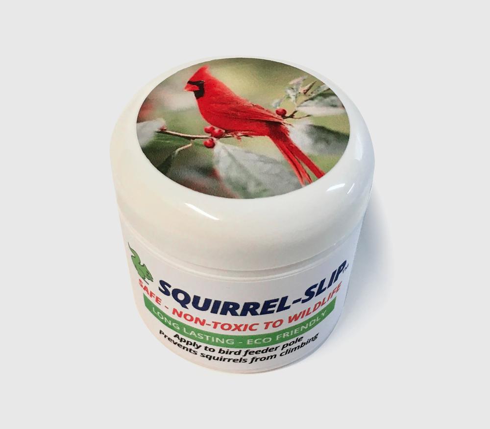 Squirrel-Slip Jar