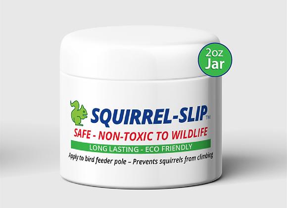 Squirrel-Slip Jar 2oz