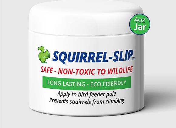 Squirrel-Slip Jar 4oz