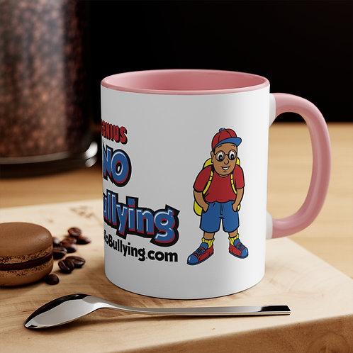 SGS-11oz Accent Mug