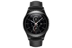 Evolution of Smartwatch - Samsung Gear S2 Smartwatch (Year: 2015)