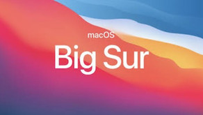 Another announcement with M1 chip: masOS Big Sur