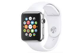 Evolution of Smartwatch - Apple iWatch (Year: 2015)