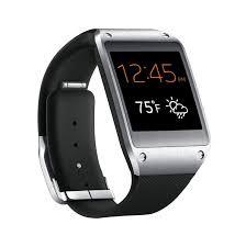 Evolution of Smartwatch - Samsung Galaxy Gear Smartwatch (Year: 2013)