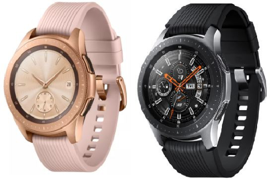 Evolution of Smartwatch - Samsung Galaxy Smartwatch (2018)