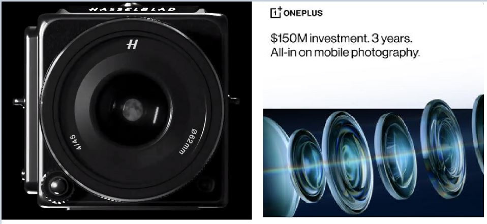 OnePlus 9 Series Partners with Hasselblad for Outstanding Camera Performance | Tech-Knowledge