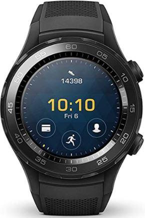 Evolution of Smartwatch - Huawei Watch 2 (2017)