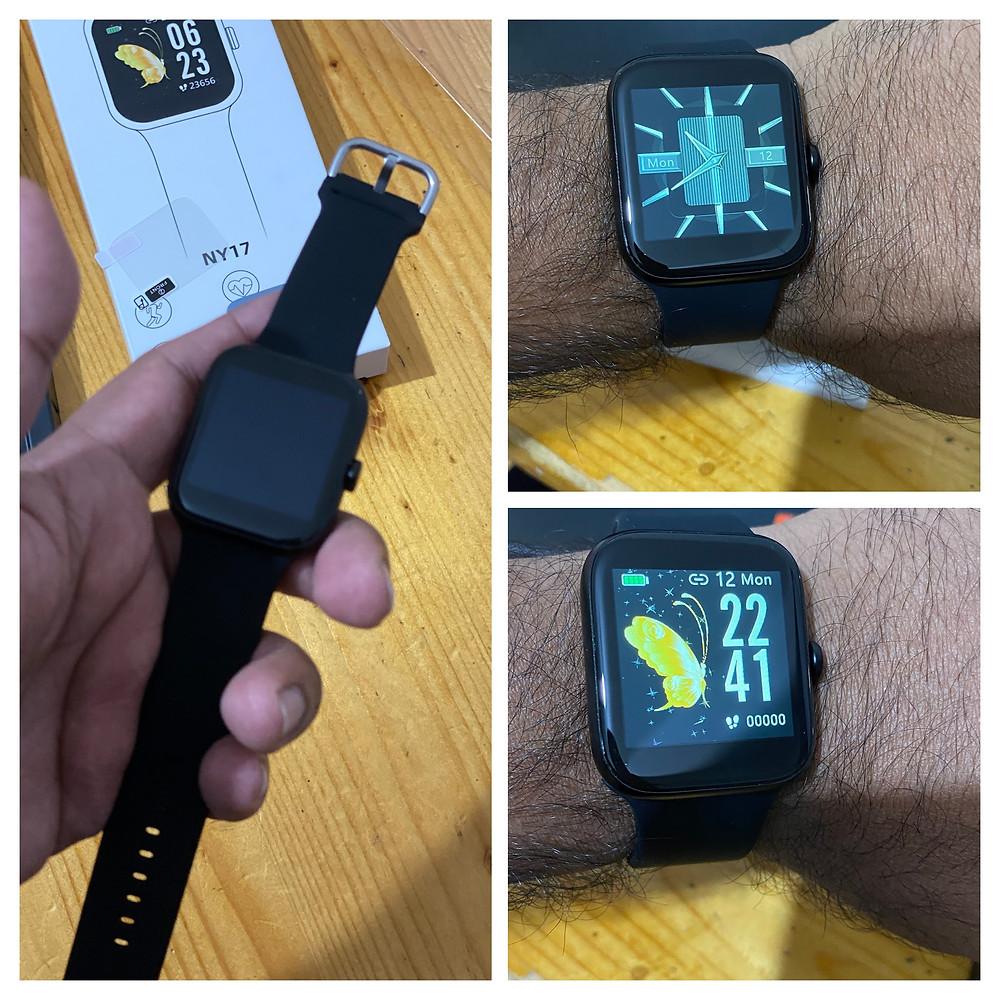 LifeBee Smartwatch - Light weight