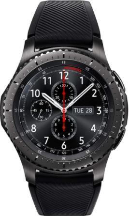 Evolution of Smartwatch - Samsung Gear S3 Smartwatch (2016)