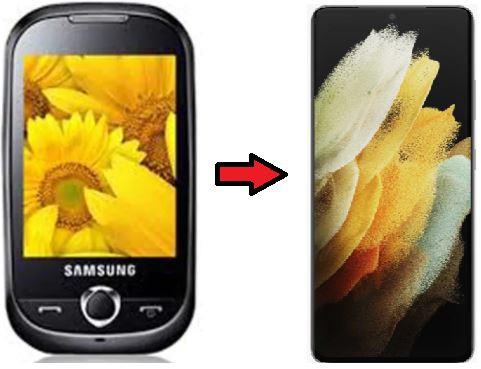 Journey of Samsung smart phone; Galaxy S21 series
