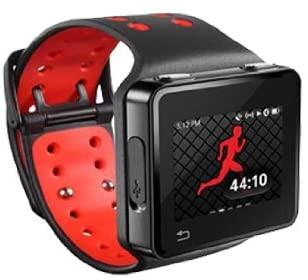 Evolution of Smartwatch - Motorola MOTOACTV (Year: 2011)