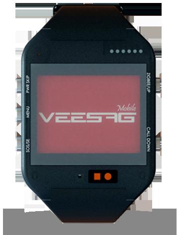 Evolution of Smartwatch - Vyzin VESAG(Year: 2011)