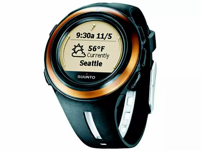 Evolution of Smartwatch - Microsoft SPOT (Year: 2004)