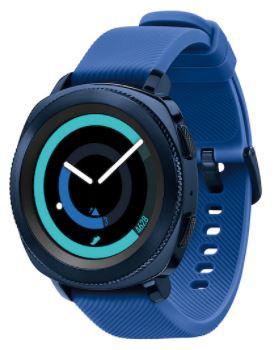 Evolution of Smartwatch - Samsung Gear Sport Smartwatch (2017)