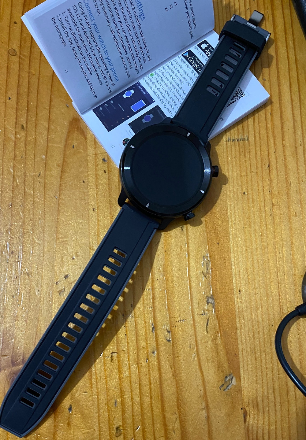 Gandley R4 Smartwatch - Worth it or Not | Tech-Knowledge