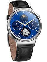 Evolution of Smartwatch - Huawei Smartwatch (Year: 2015)