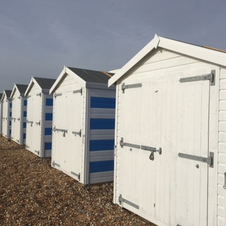 NFF Beach Huts