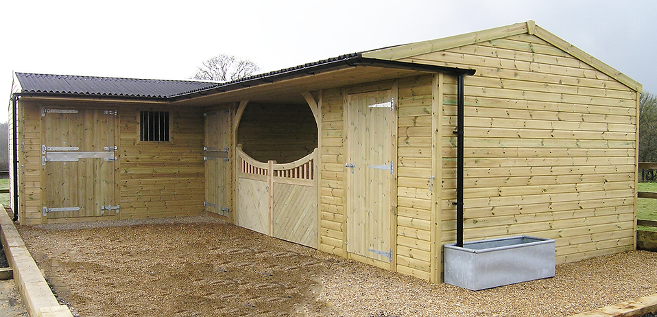 Display Site Horam_ Stable Unit