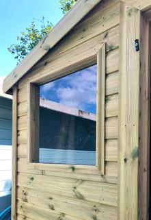 Workshop fixed window
