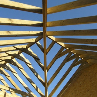 Stable_roof_construction
