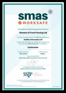 SMAS myWorksafeCompliancePack