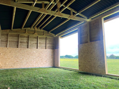 Double Field Shelter