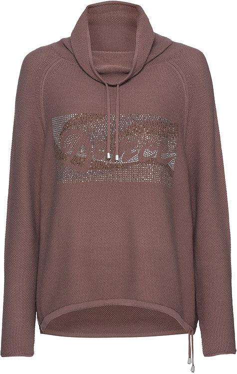Пуловер лиловый Monari