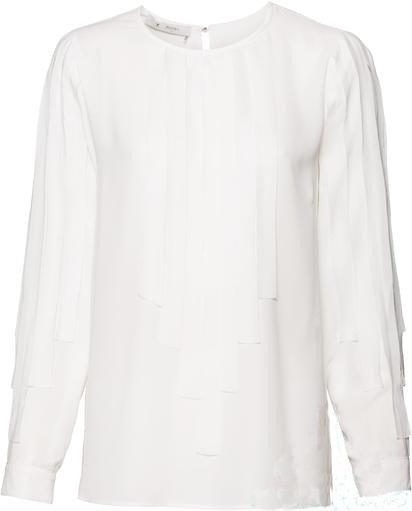 Блузка белая Monari