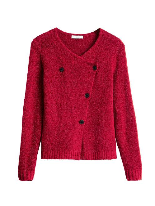 Пуловер красный Sandwich