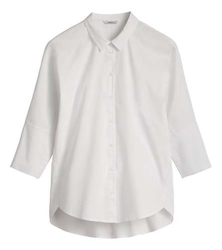 Блузка белая Sandwich