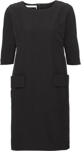 Платье черное Monari