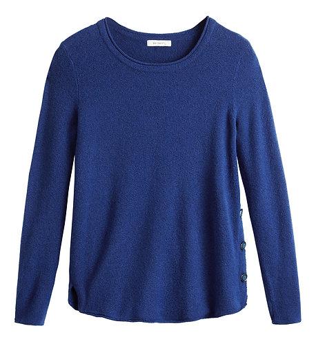 Пуловер синий Sandwich