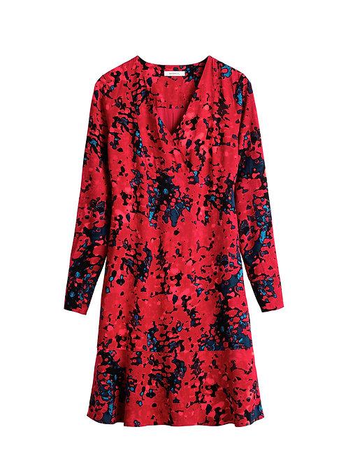 Платье красное Sandwich