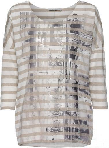 Рубашка бежевая Monari