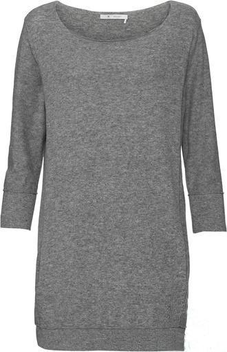 Пуловер серый Monari