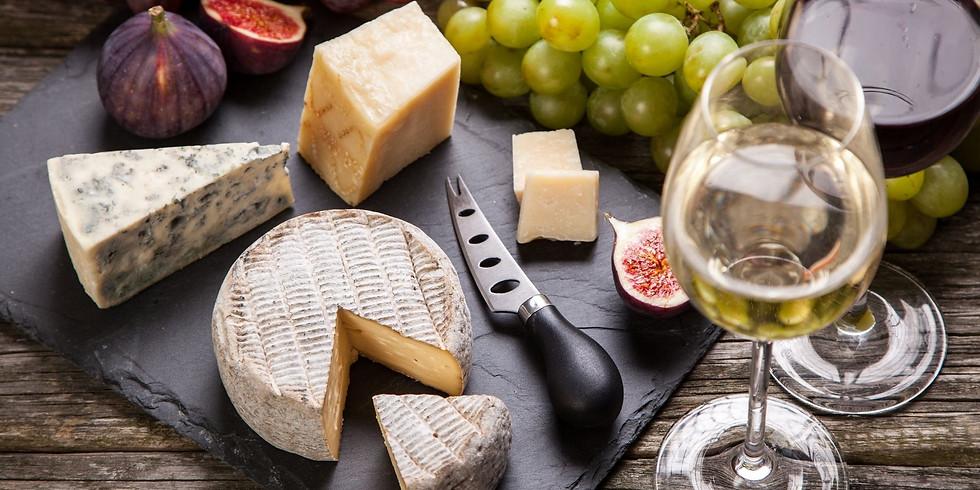 Weinverkostung inkl. Käseplatte und frischem Baguette   10,00 EUR p.P.