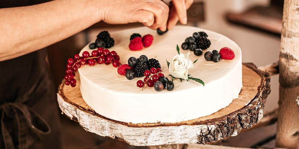 Backkurs: Torten-Basics   59,00 EUR p.P.
