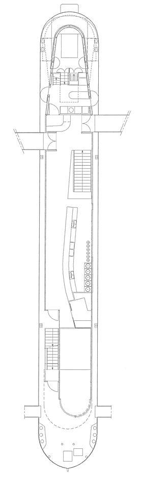 Aménagement d'une Péniche Freycinet