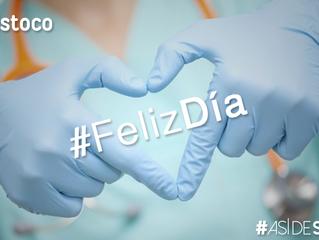 ¡Feliz Día Enfermeras y Enfermeros!