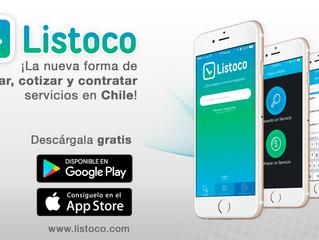 Ya puedes descargar Listoco en App Store y Google Play.