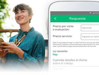 ¡Ahora puedes agregar un precio de visita a tu cotización en Listoco App!