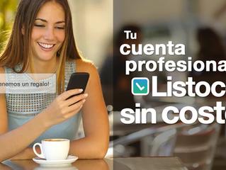 Listoco lanza veraniego beneficio a Microempresarios y profesionales independientes Chilenos.