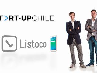 Listoco es una de las empresas ganadoras en la 18va generación de Start-Up Chile