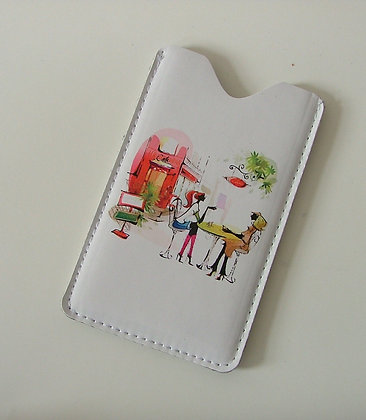Multifunction Pouch Ladies at Coffee Shop G