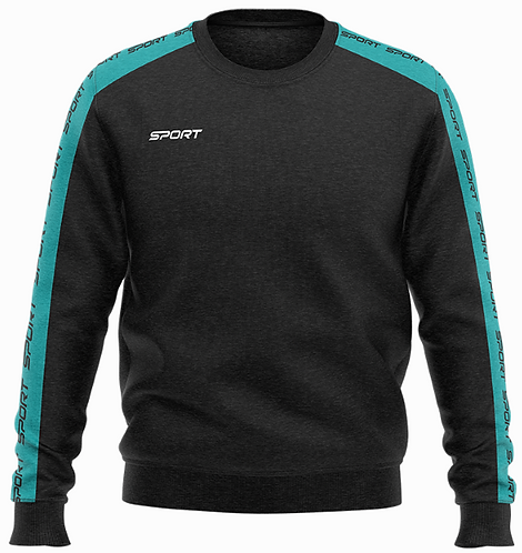 Sweat Col O -Homme
