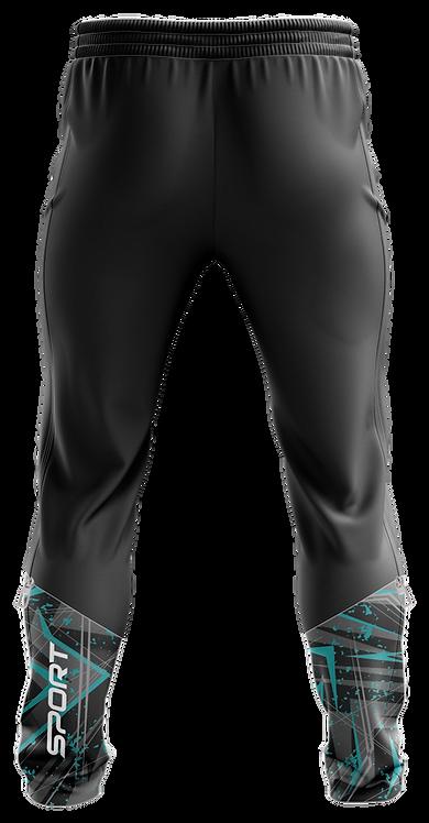 Pantalon semi-subli - Microfibre - Homme