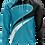 Thumbnail: Veste Training Waterproof - Veste technique bi-matière - Homme