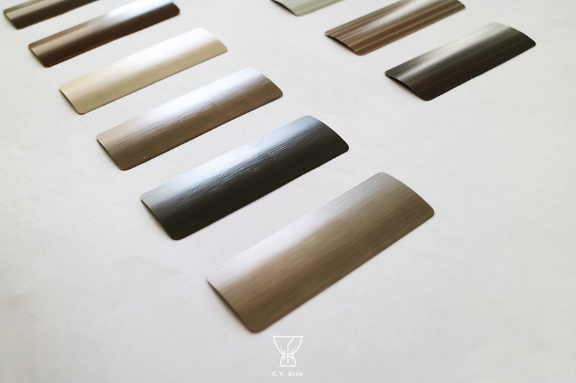 鋁合金百葉 25mm (A系列)