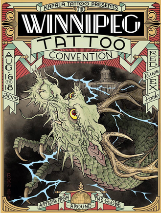 Winnipeg Tattoo Convention